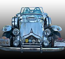 1950 Allard J2-X Roadster by DaveKoontz