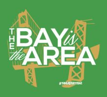 Bay Area Bridges Oakland Edition Baby Tee