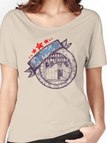 Las Vegas theme illustration Women's Relaxed Fit T-Shirt