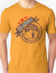 Las Vegas theme illustration T-Shirt