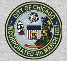 Chicago Seal by cadellin