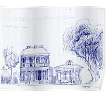 Southern Dream ~ Two Homes Poster