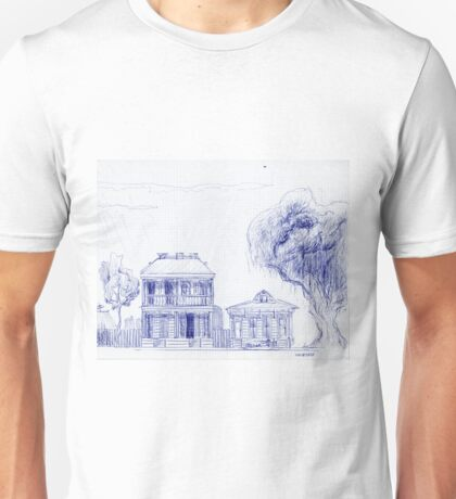 Southern Dream ~ Two Homes Unisex T-Shirt