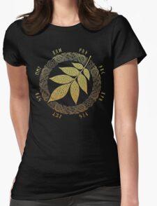 ASGARD. FALL. Womens Fitted T-Shirt
