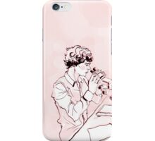 A Study in Pink iPhone Case/Skin
