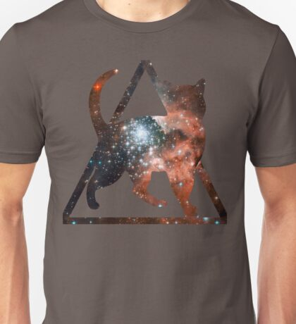 Space Pussy Unisex T-Shirt