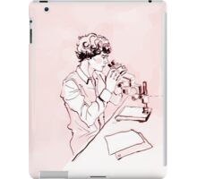 A Study in Pink iPad Case/Skin