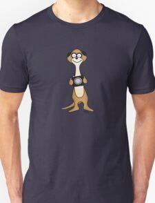 Meerkat Photographer T-Shirt
