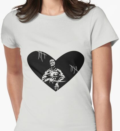 I <3 Mr. Zsasz Womens Fitted T-Shirt