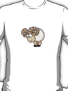 Funny Aries Sheep T-Shirt