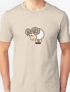 Funny Aries Sheep Unisex T-Shirt