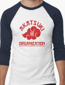 Akatsuki Men's Baseball ¾ T-Shirt