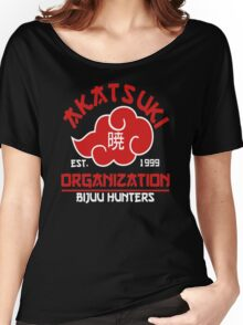 Akatsuki Women's Relaxed Fit T-Shirt