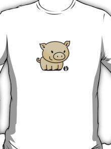 Cute little pig T-Shirt