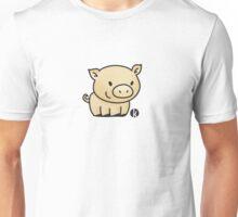 Cute little pig Unisex T-Shirt