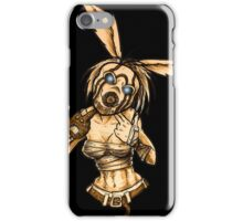 Psycho Lacey iPhone Case/Skin