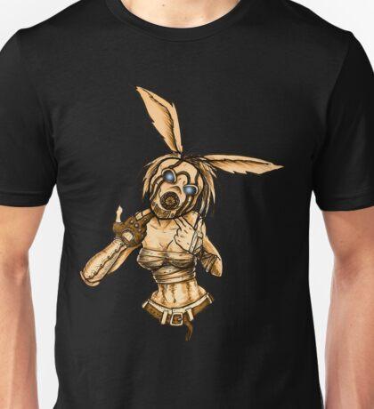 Psycho Lacey Unisex T-Shirt