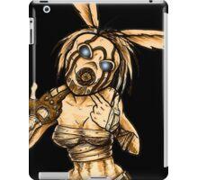 Psycho Lacey iPad Case/Skin