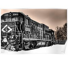 Engine 2302 Poster
