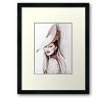 Kate Middleton Framed Print