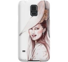 Kate Middleton Samsung Galaxy Case/Skin