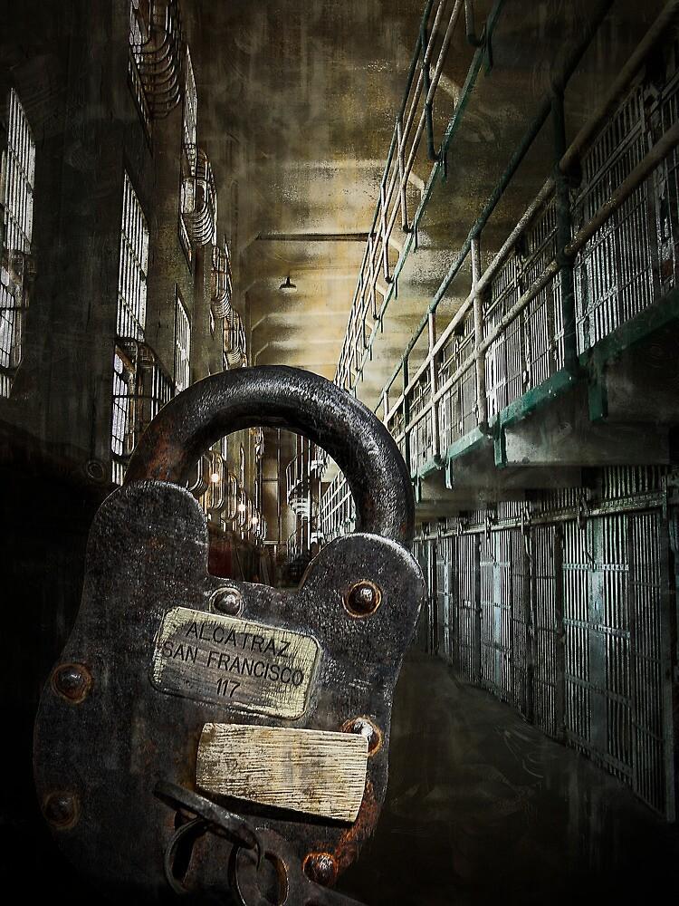 ALCATRAZ MAXIMUM SECURITY LOCKDOWN by Daniel-Hagerman