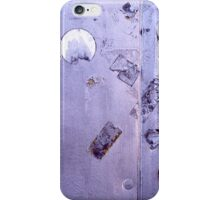 A CLOSER NY - LAVENDER KIOSK iPhone Case/Skin
