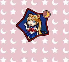 Chibi Sailor Moon by Ranefea