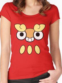Darumaka Women's Fitted Scoop T-Shirt