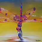 Dragonfly Colors by Phyllis Beiser