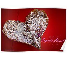 cupids heart Poster