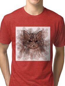 Grumpy Cat Tri-blend T-Shirt