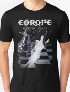 Europe Band War Of Kings tour 2016 2 Unisex T-Shirt