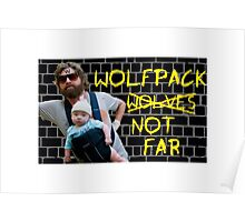 Wolfpack not far Poster