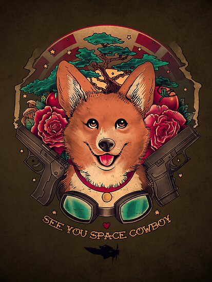 See You Space Cowboy! by MeganLara