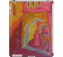 Atlas Travel Desert Caravan 2 village tablet case iPad Case/Skin