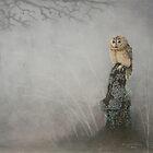 Misty Twilight Owl by Georgina Bailey