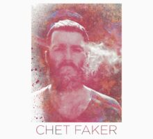 Chet Faker by Brad my name is Brad
