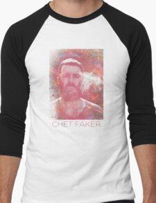 Chet Faker Men's Baseball ¾ T-Shirt