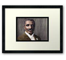 George Washington Carver, 1906 Framed Print