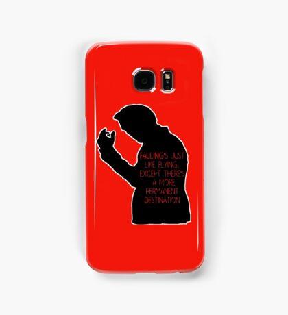 Falling Samsung Galaxy Case/Skin