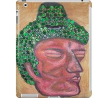 Ethnic collection 2 tablet, ipad case buda head iPad Case/Skin