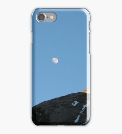 Psalm 125:2 - As the mountains surround Jerusalem, So the LORD surrounds His people From this time forth and forever. iPhone Case/Skin