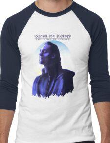 The True King of Asgard?  Men's Baseball ¾ T-Shirt