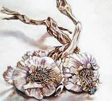 Garlic 7 by Rineke de Jong