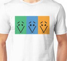 Three Moody Mice Unisex T-Shirt