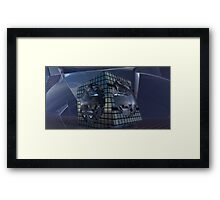 Uber Visual Perplexations 1 Framed Print