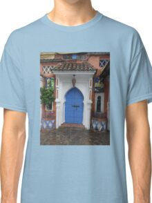 Atlas Travel Desert Caravan 3 village t-shirt Classic T-Shirt