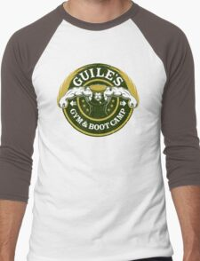 Guile's Gym & Boot Camp Men's Baseball ¾ T-Shirt