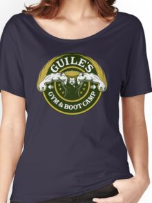 Guile's Gym & Boot Camp Women's Relaxed Fit T-Shirt